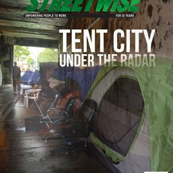 Tent City: Under the Radar