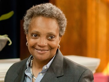 The Honorable Lori Lightfoot